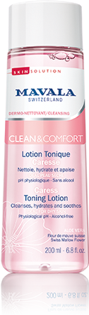 Caress Toning Lotion